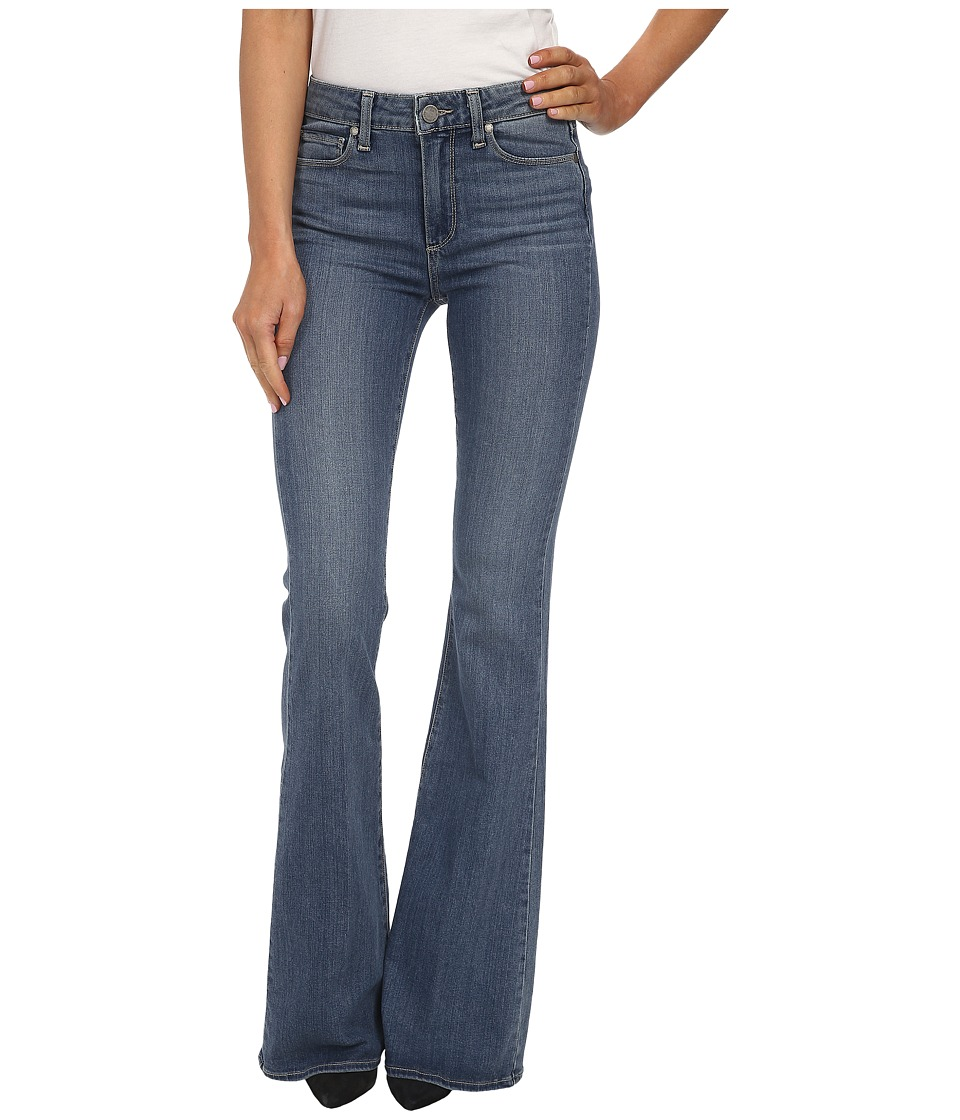 Paige - High Rise Bell Canyon in Teagan (Teagan) Women's Jeans