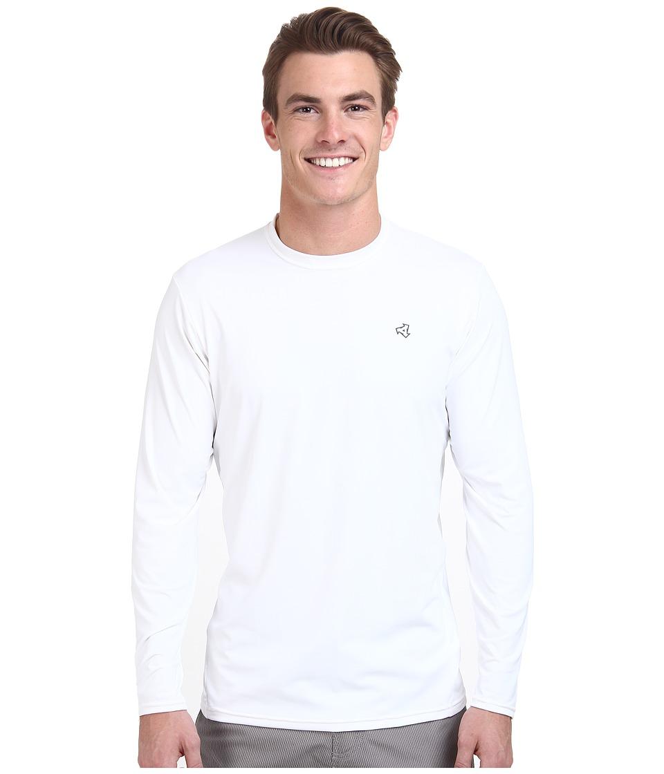 XCEL Wetsuits - Gaylen Axis L/S UV (White) Men