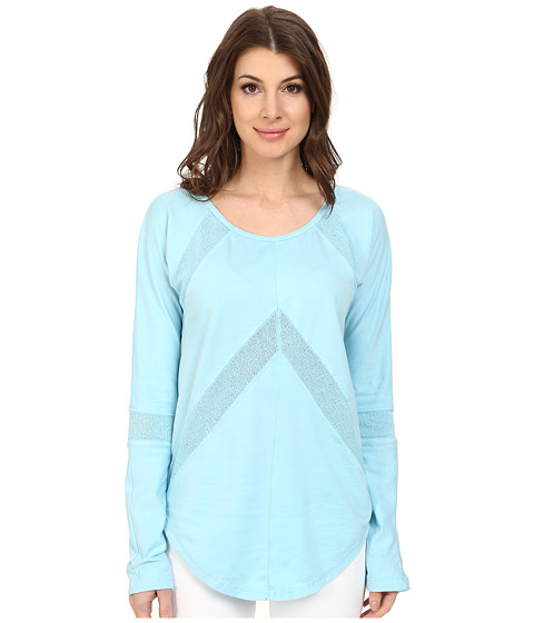 Mod-o-doc - French Terry Pullover (Cool Sky) Women