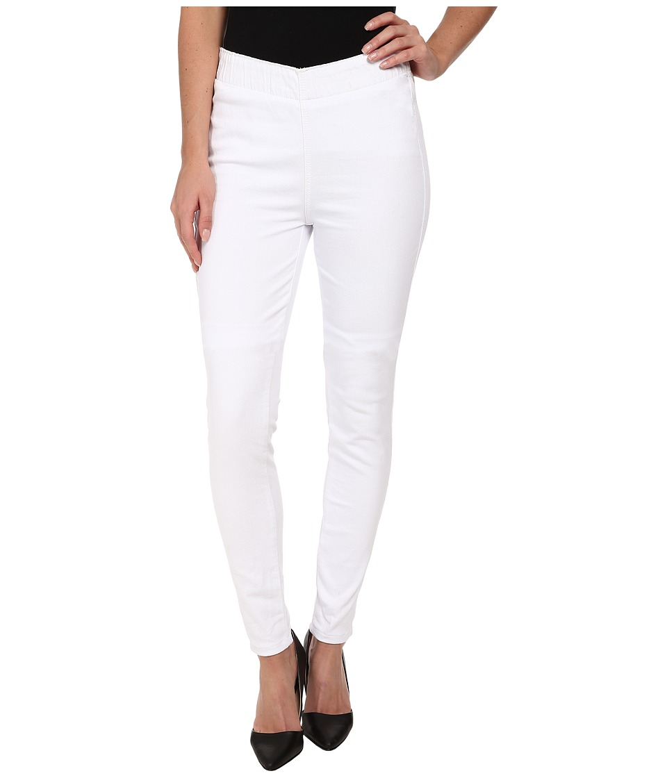Miraclebody Jeans - Thelma Pull-On Jegging in Blanco (Blanco) Women's Jeans