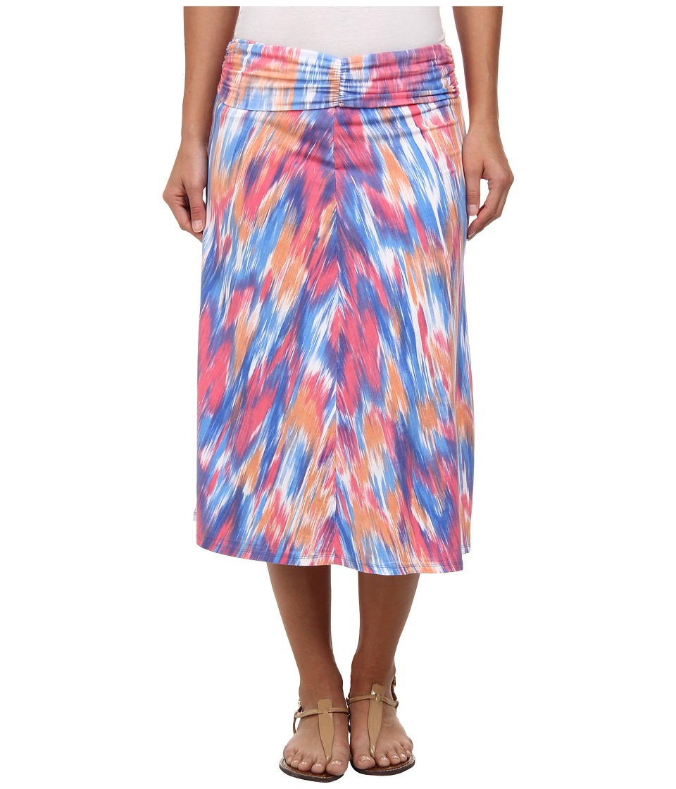 Mod-o-doc - Spandex Jersey Skirt/Tube Dress (Lapis) Women's Dress