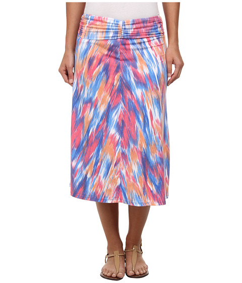 Mod-o-doc - Spandex Jersey Skirt/Tube Dress (Lapis) Women