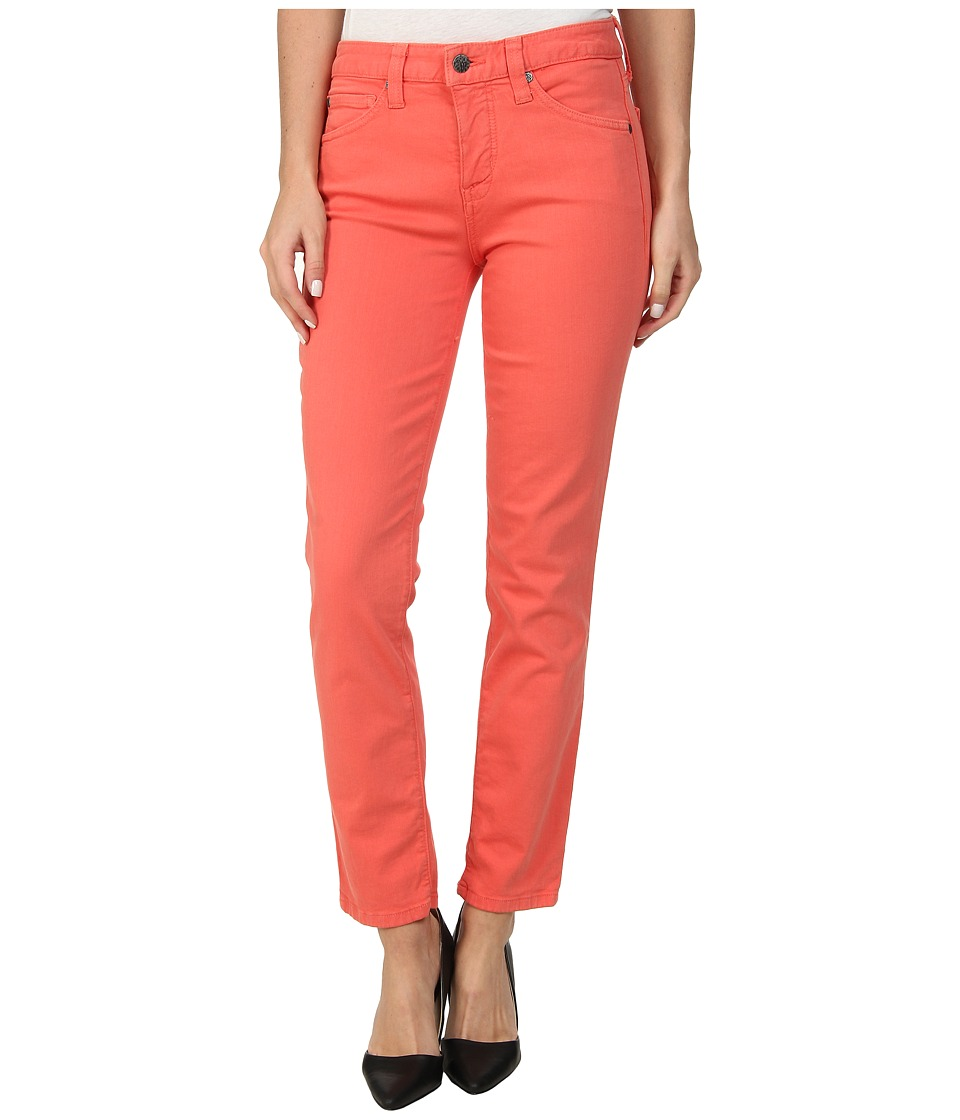 Miraclebody Jeans - Sandra D. Skinny Ankle in Coral (Coral) Women's Jeans
