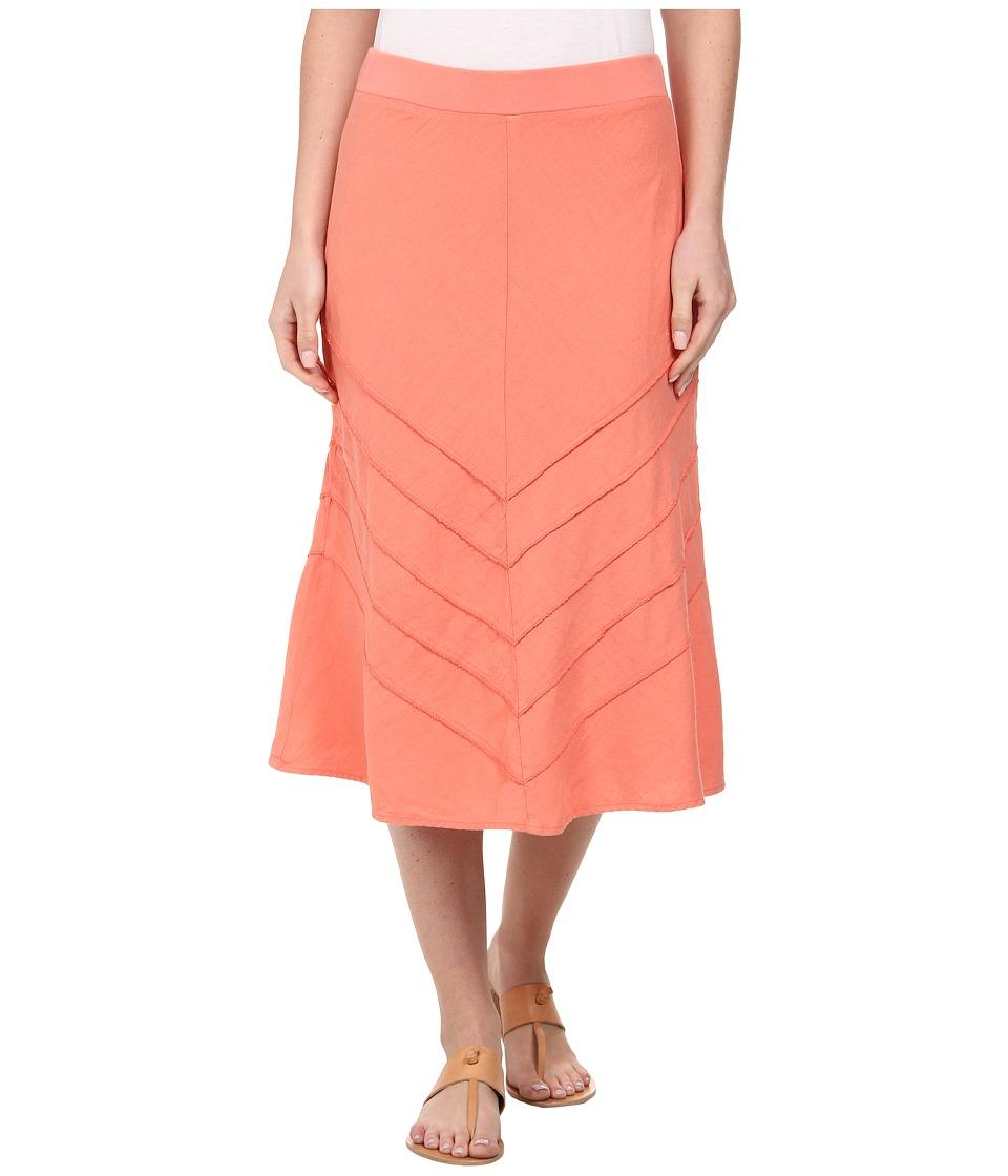 Mod-o-doc - Linen Rayon (Gelato) Women's Skirt