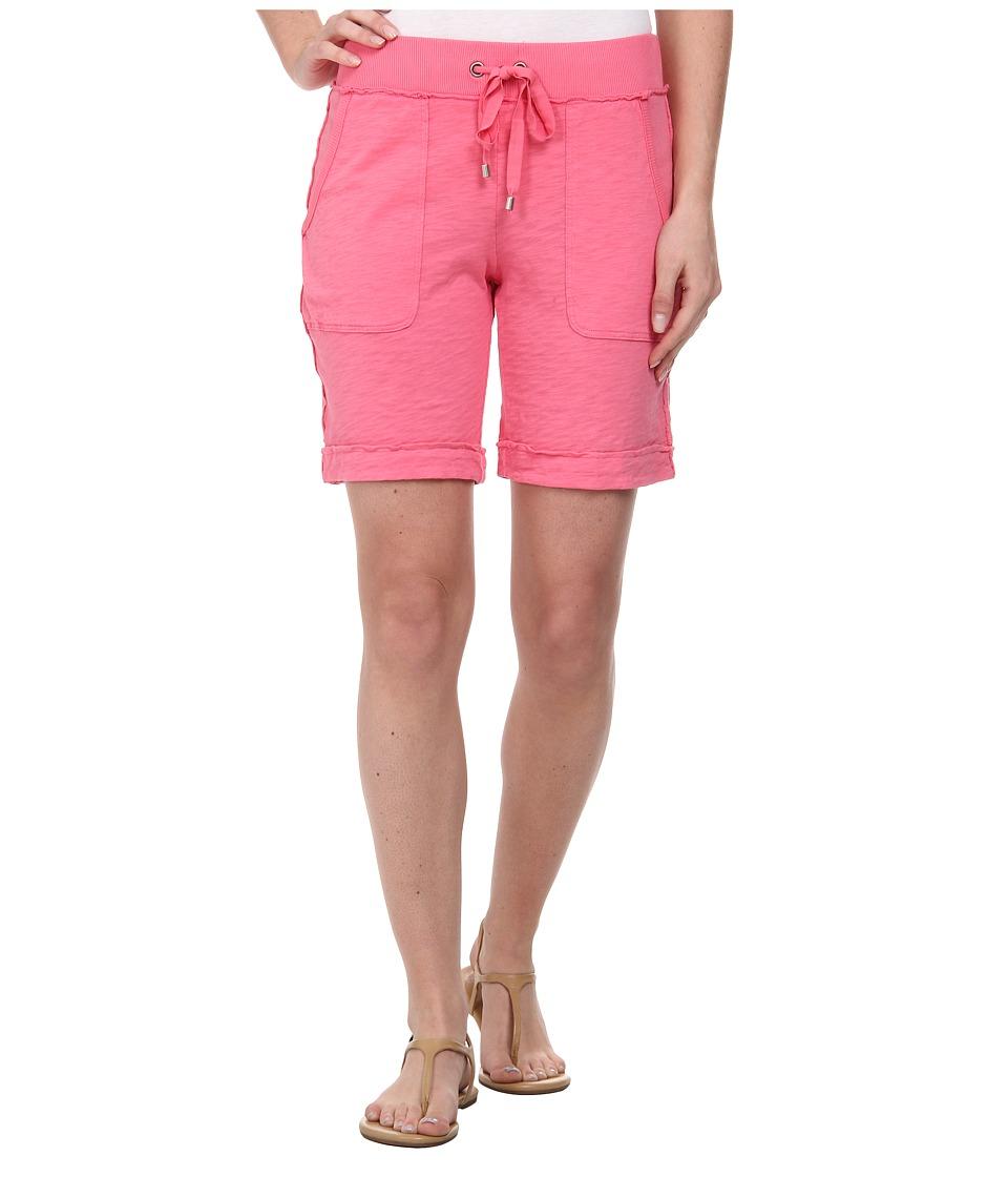 Mod-o-doc - Heavier Slub Jersey Pull-On Cuffed Short (Gumdrop) Women