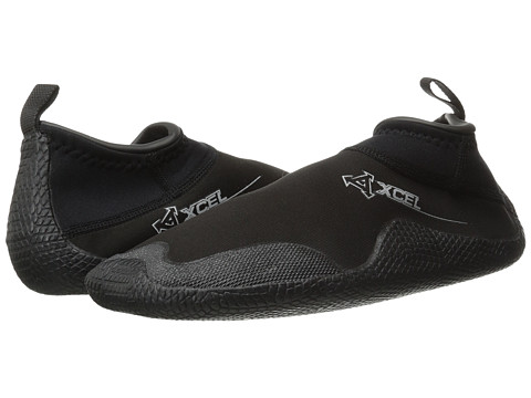 XCEL Wetsuits - 1.5mm Round Toe Reefwalk Bootie (Black) Men's Boots