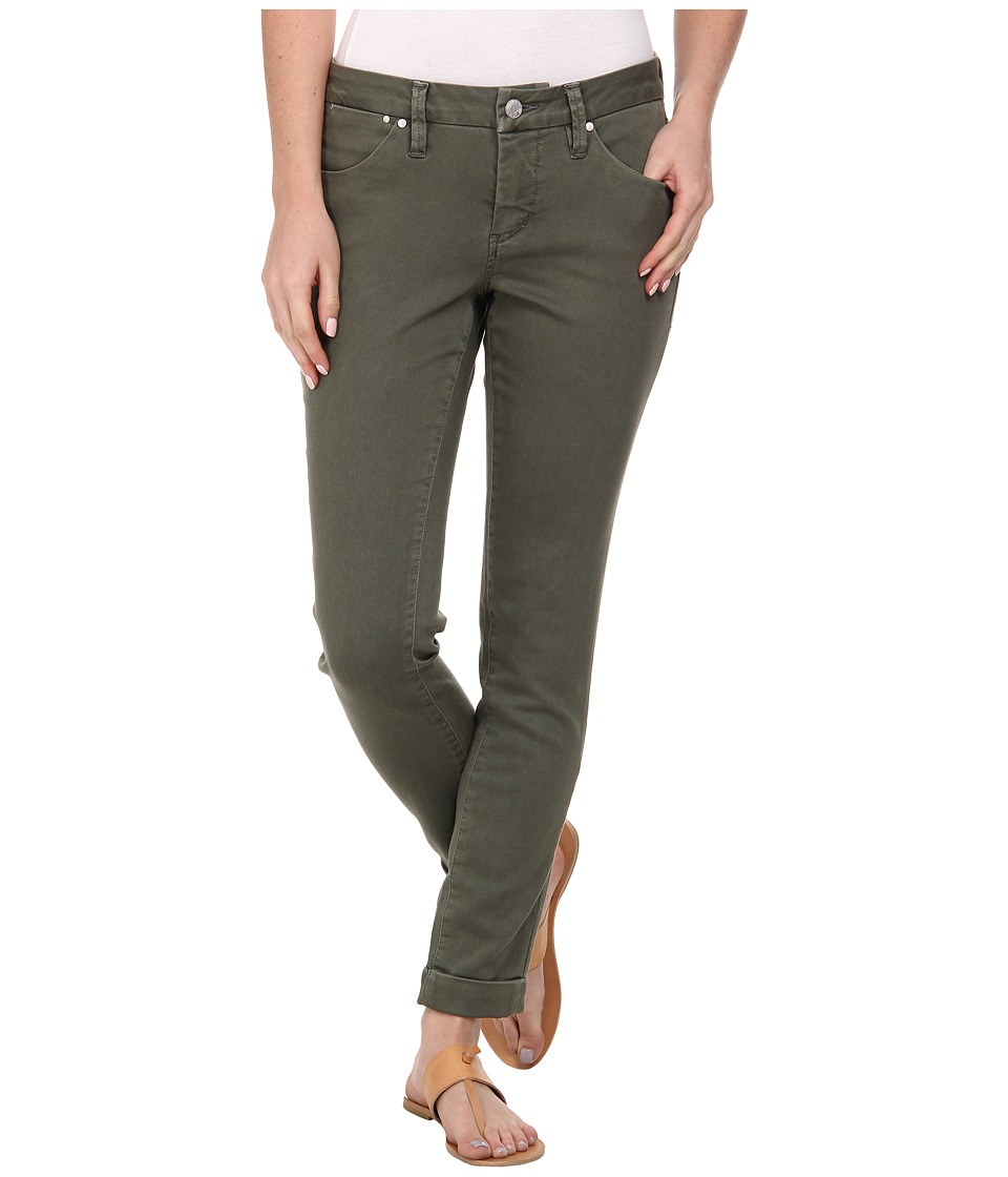 Jag Jeans - Erin Cuffed Slim Ankle in Fatigue (Fatigue) Women