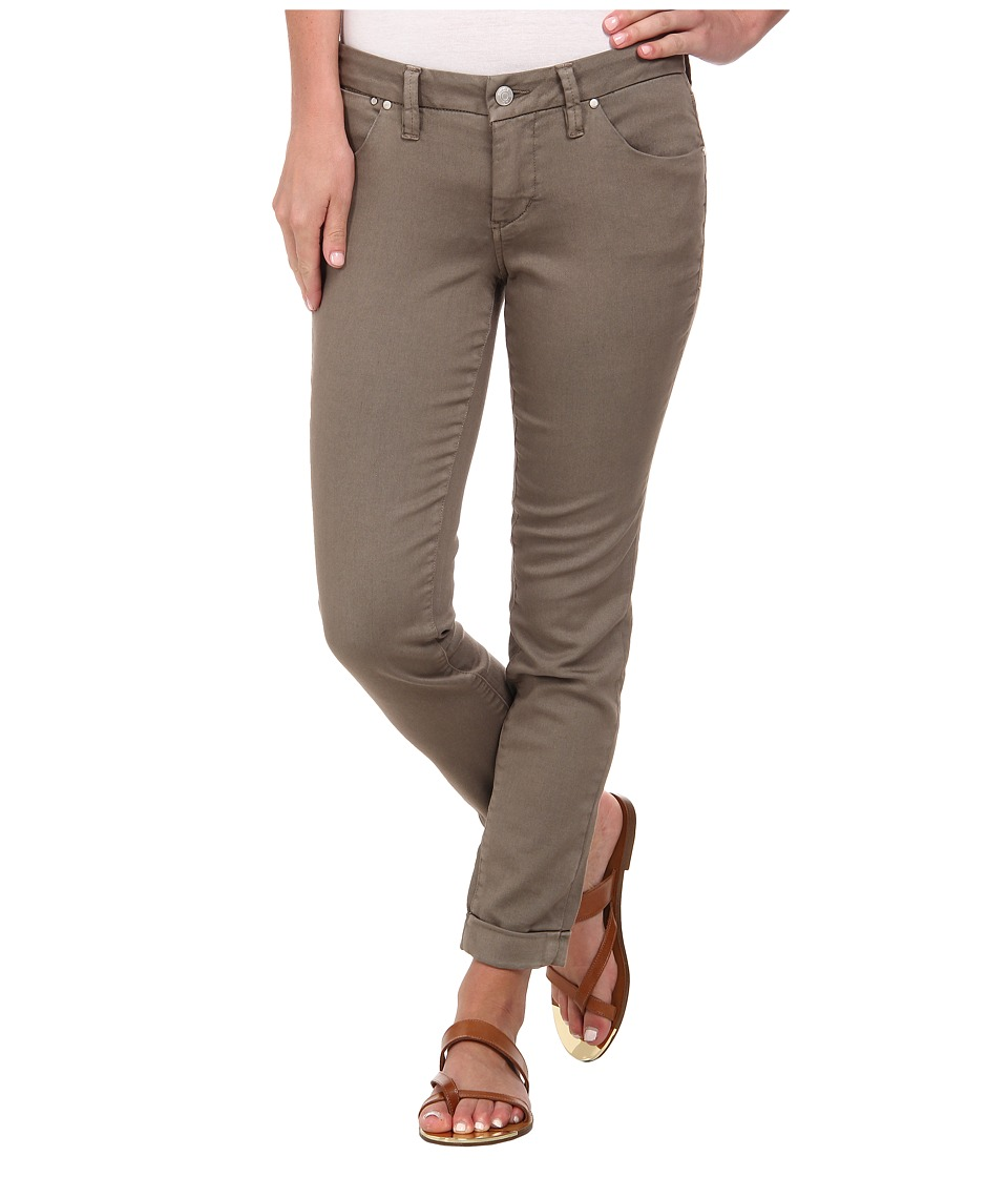 Jag Jeans - Erin Cuffed Slim Ankle in Sand Stone (Sand Stone) Women's Jeans