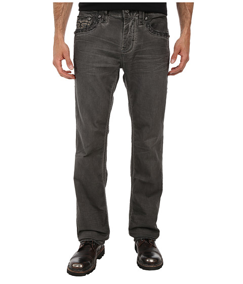 Rock Revival - Trenton J3 Straight in Grey (Grey) Men