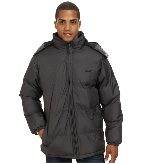 Avia - Bubble Jacket (Charcoal) Men