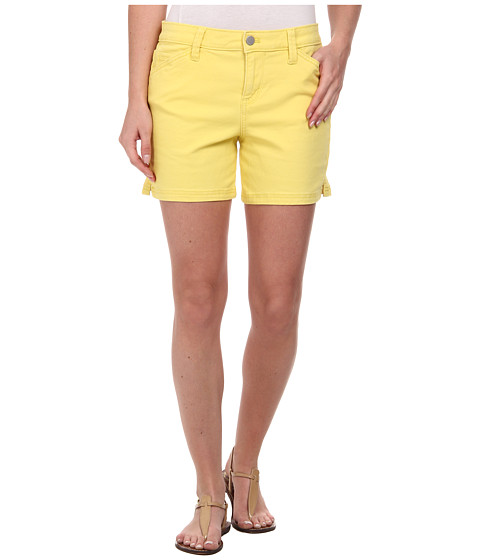 Calvin Klein Jeans - Five Pocket Colour Short (Tender Yellow) Women