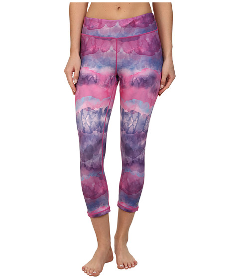 LIJA - Dash No Fear Capri Pant (Inky Wave) Women