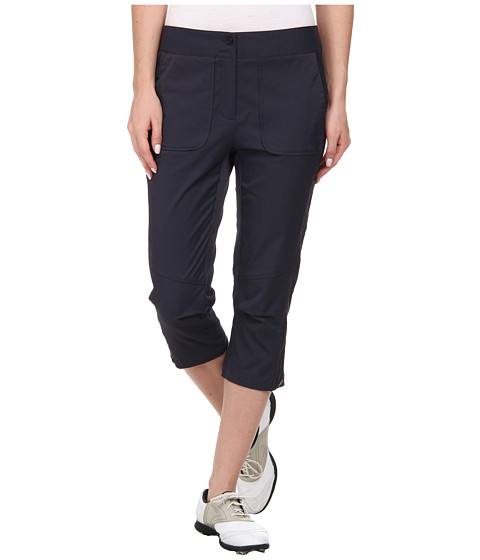 LIJA - Terra Match Play 3/4 Pant (Blackberry) Women's Casual Pants