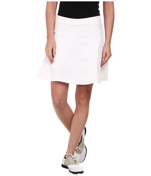 LIJA - Terra Flirty Skort (White) Women's Skort