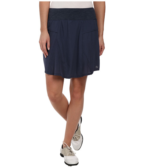LIJA - Pursuit Competitor Skort (Blackberry) Women's Skort
