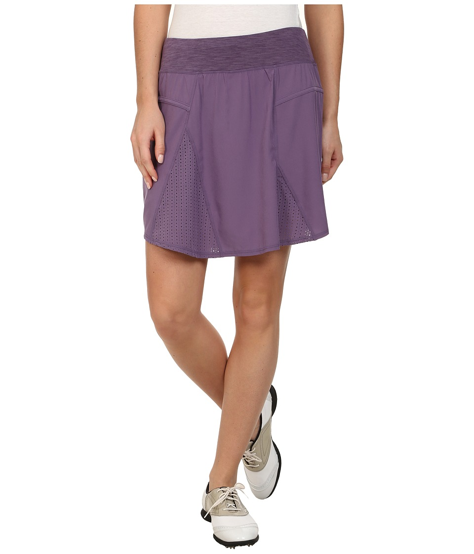 LIJA - Pursuit Competitor Skort (Plum) Women's Skort