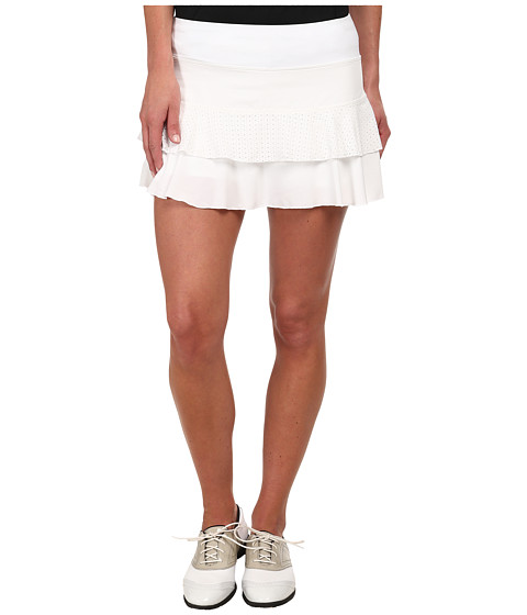 LIJA - Match Skort (White) Women