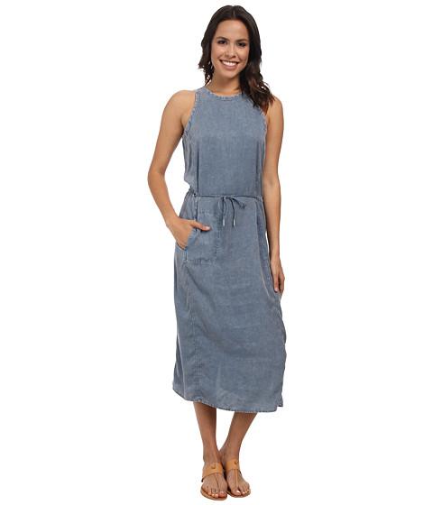 Calvin Klein Jeans - Slim Shoulder Sinch Dress (Blur) Women's Dress
