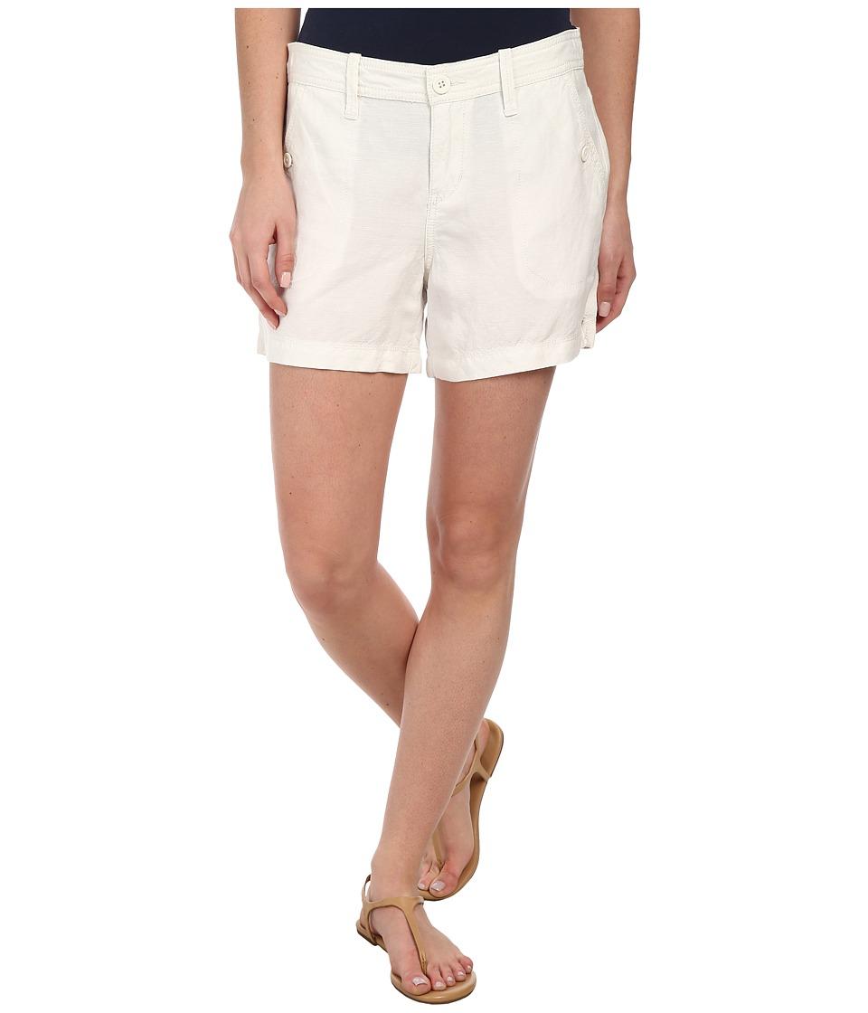 Calvin Klein Jeans - Linen Short (Lattice) Women's Shorts