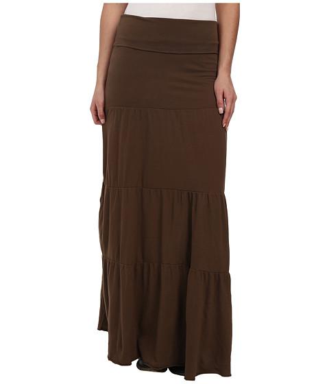 Tasha Polizzi - Prairie Skirt (Cocoa) Women's Skirt