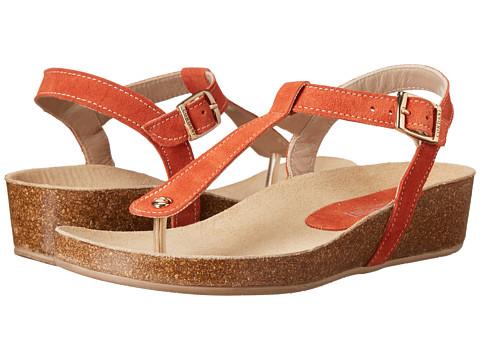 Cordani - Gene (Orange Suede) Women's Sandals