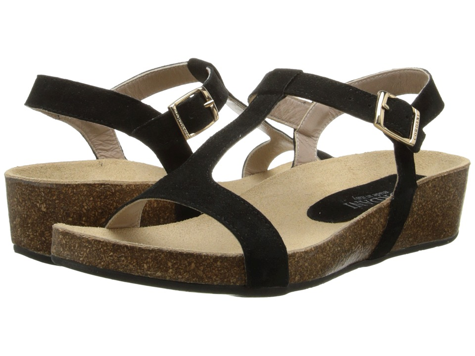 Cordani - Georgie (Black Suede) Women