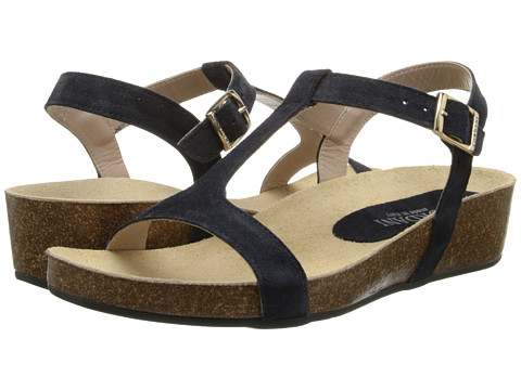 Cordani - Georgie (Navy Suede) Women's Sandals