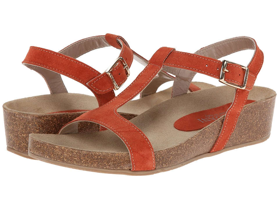Cordani - Georgie (Orange Suede) Women