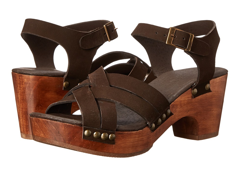 Cordani - Zona (Dark Brown) Women's Sandals