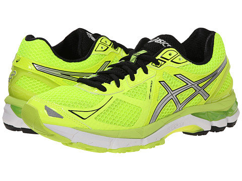 ASICS - GT-2000 3 (Flash Yellow/Silver/Black) Women's Running Shoes