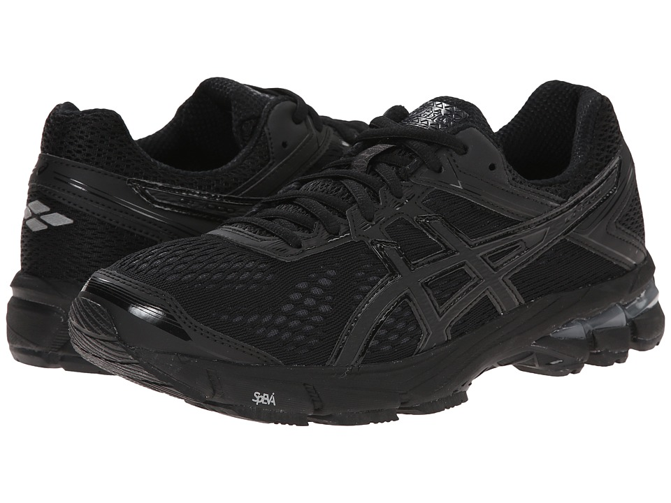 ASICS - GT-1000 4 (Black/Onyx/Black) Women's Running Shoes