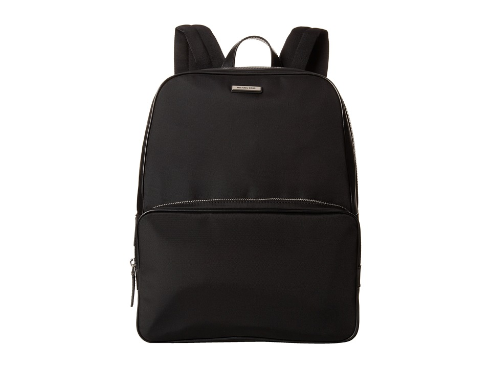 Michael Kors - Windsor Medium Backpack (Black) Backpack Bags