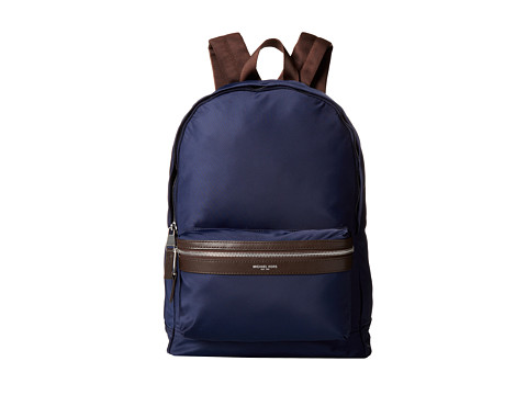Michael Kors - Kent Backpack (Indigo) Backpack Bags