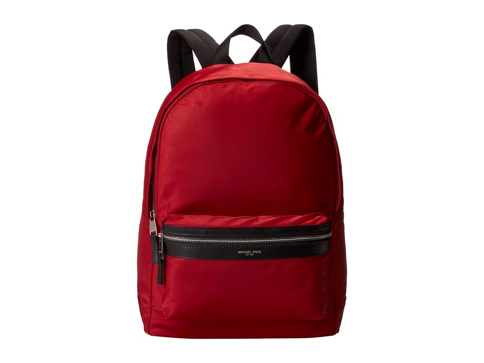 Michael Kors - Kent Backpack (Cardinal) Backpack Bags