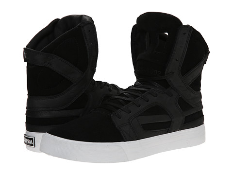 Supra - Skytop II HF (Black/White) Men