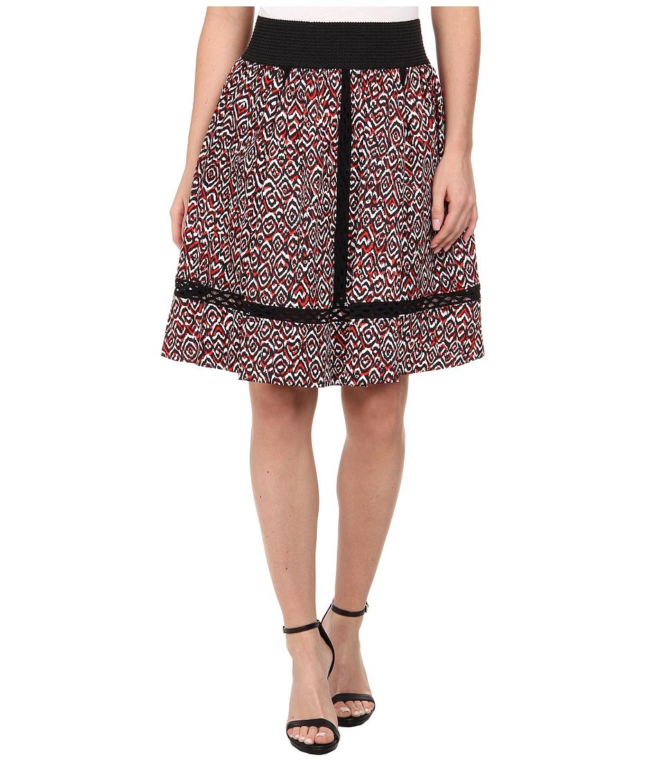 Sam Edelman - Cutout Skirt (Sunkiss) Women