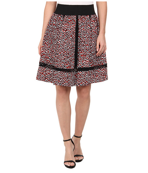 Sam Edelman - Cutout Skirt (Sunkiss) Women's Skirt