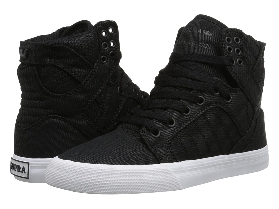 Supra - Skytop (Black/White 2) Women