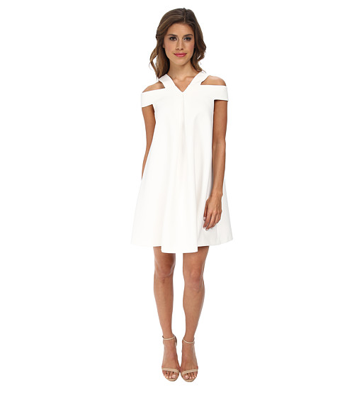Rachel Zoe - Weston Dress (Pure White) Women