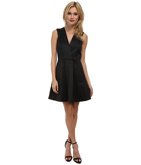 Rachel Zoe - Brecken Dress (Black) Women