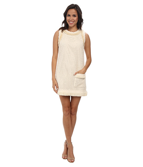 Rachel Zoe - Haley Dress (Ivorie) Women's Dress