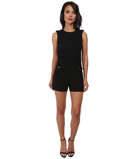 Rachel Zoe - Neev Romper (Black) Women's Jumpsuit & Rompers One Piece