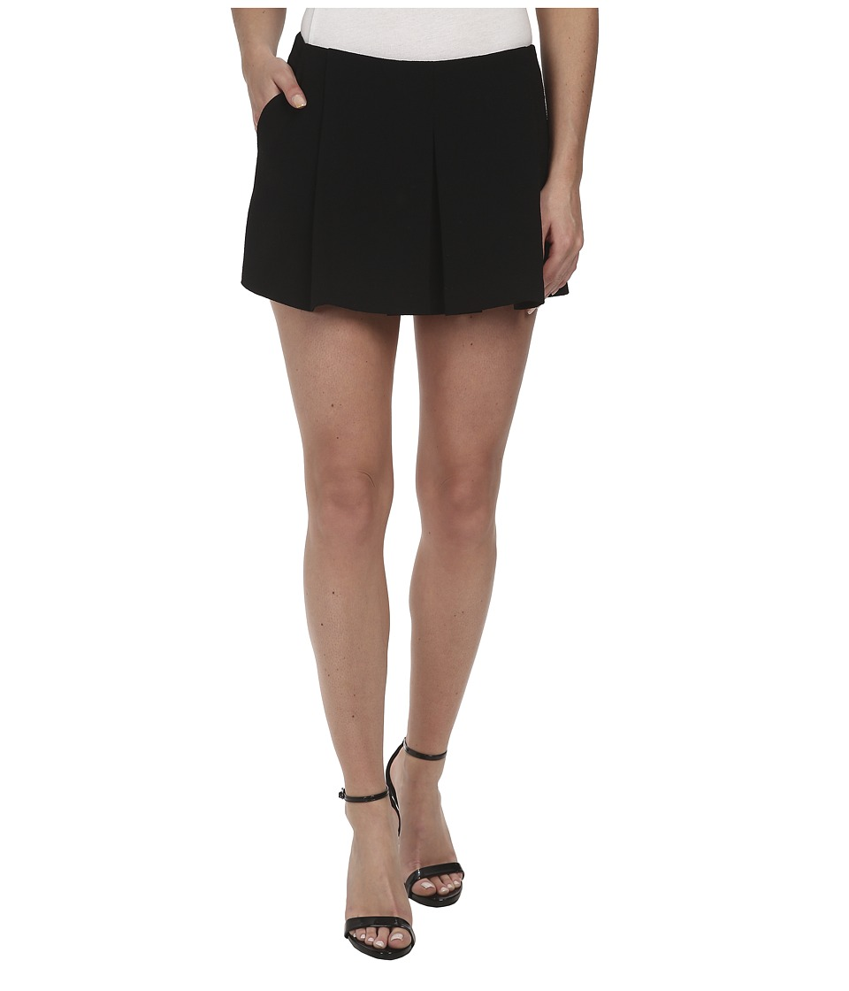 Sam Edelman - Skort w/ Pleats (Black) Women's Skort