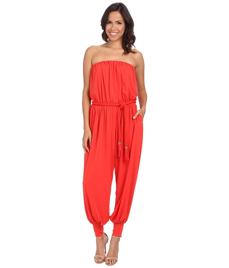 Rachel Zoe - Josephine Jumpsuit (Red Orange) Women