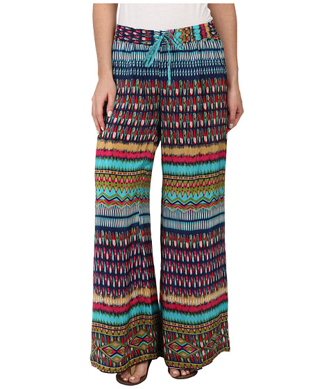 Tolani - Olivia Pants (Navy) Women's Casual Pants