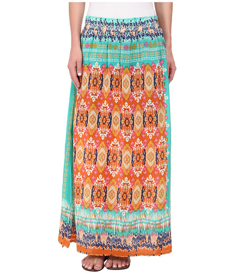Tolani - Hazel Maxi Skirt (Orange) Women's Skirt