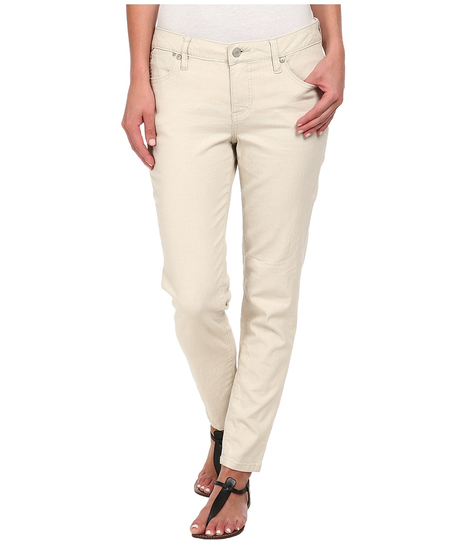 Jag Jeans - Evan Slim Ankle in Gatsby Linen (Natural) Women