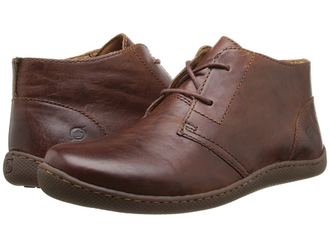 Born - Asten (Brown Full Grain Leather) Men's Lace up casual Shoes