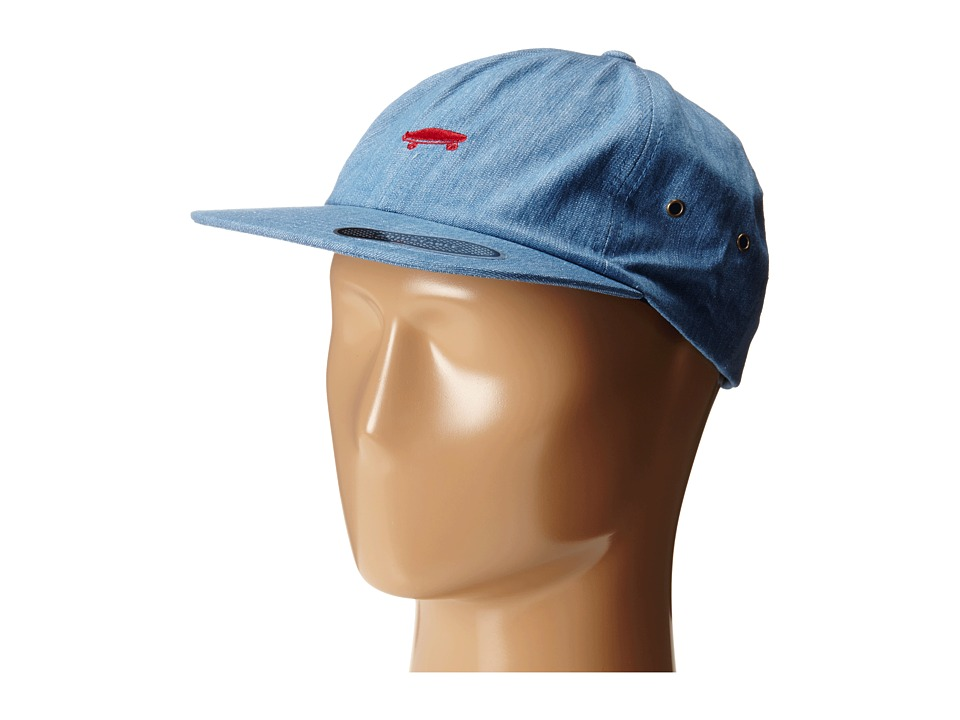 Vans - Salton (Denim) Caps