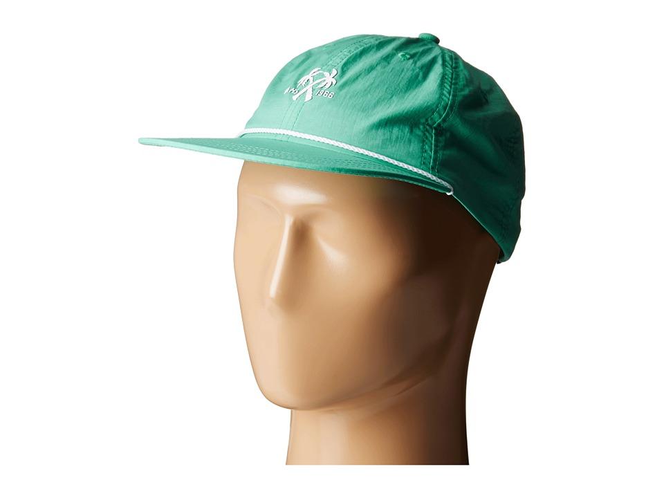 Vans - Palmed Unstructured Hat (Yucca) Caps